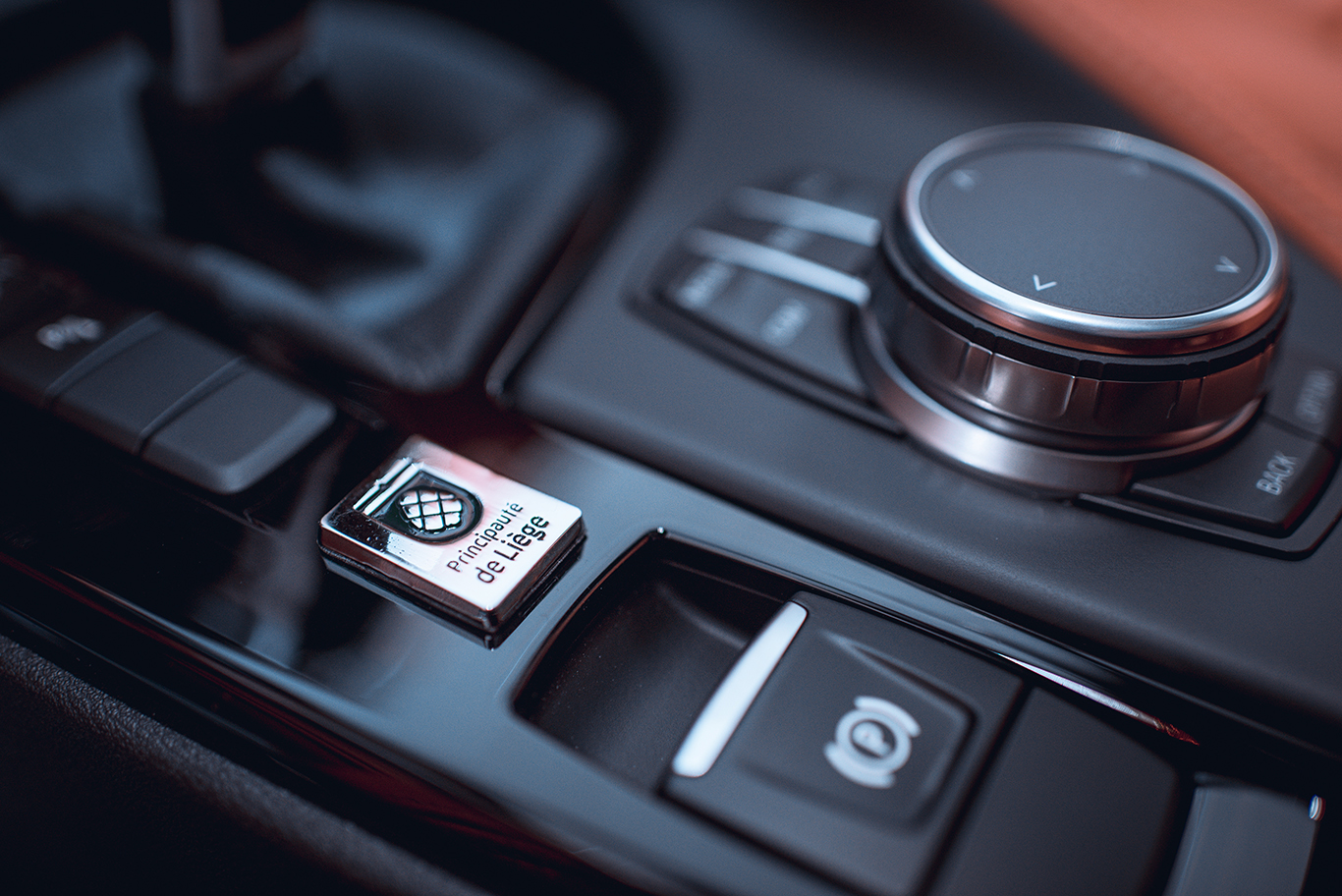 L'intérieur des BMW Edition Principauté de Liège
