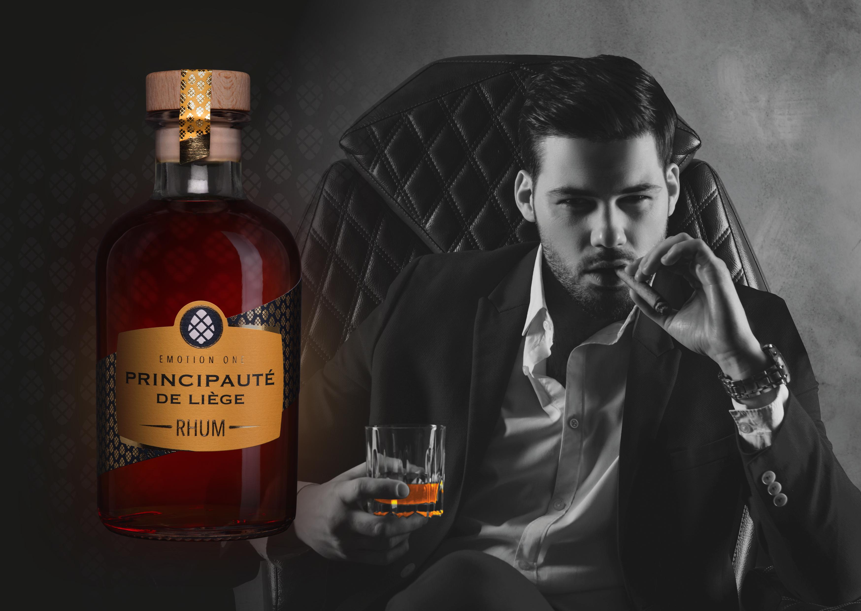 Le gin Rebel One Principauté de Liège