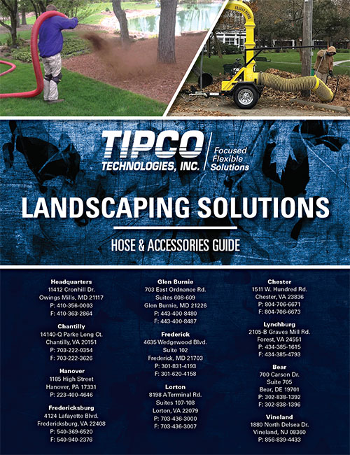 TIPCO offers Lanscaping Solutions