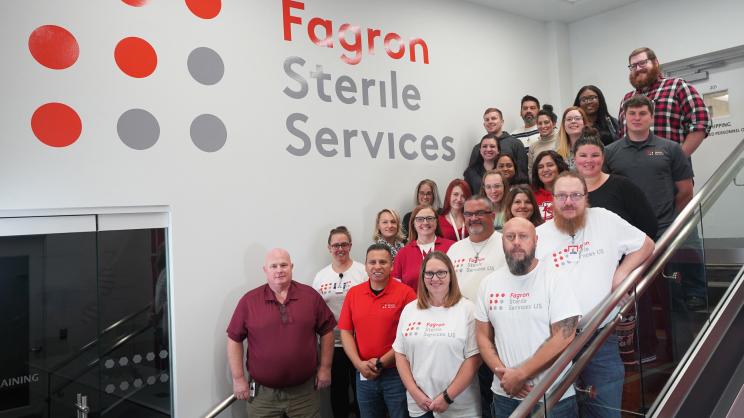 Fagron staff in Wichita, Kansas