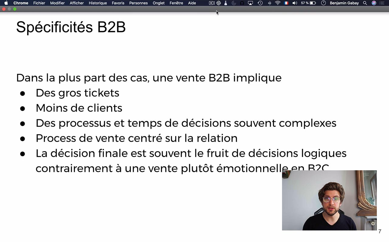 #1. B2B VS B2C, une introduction: La définition du B2B