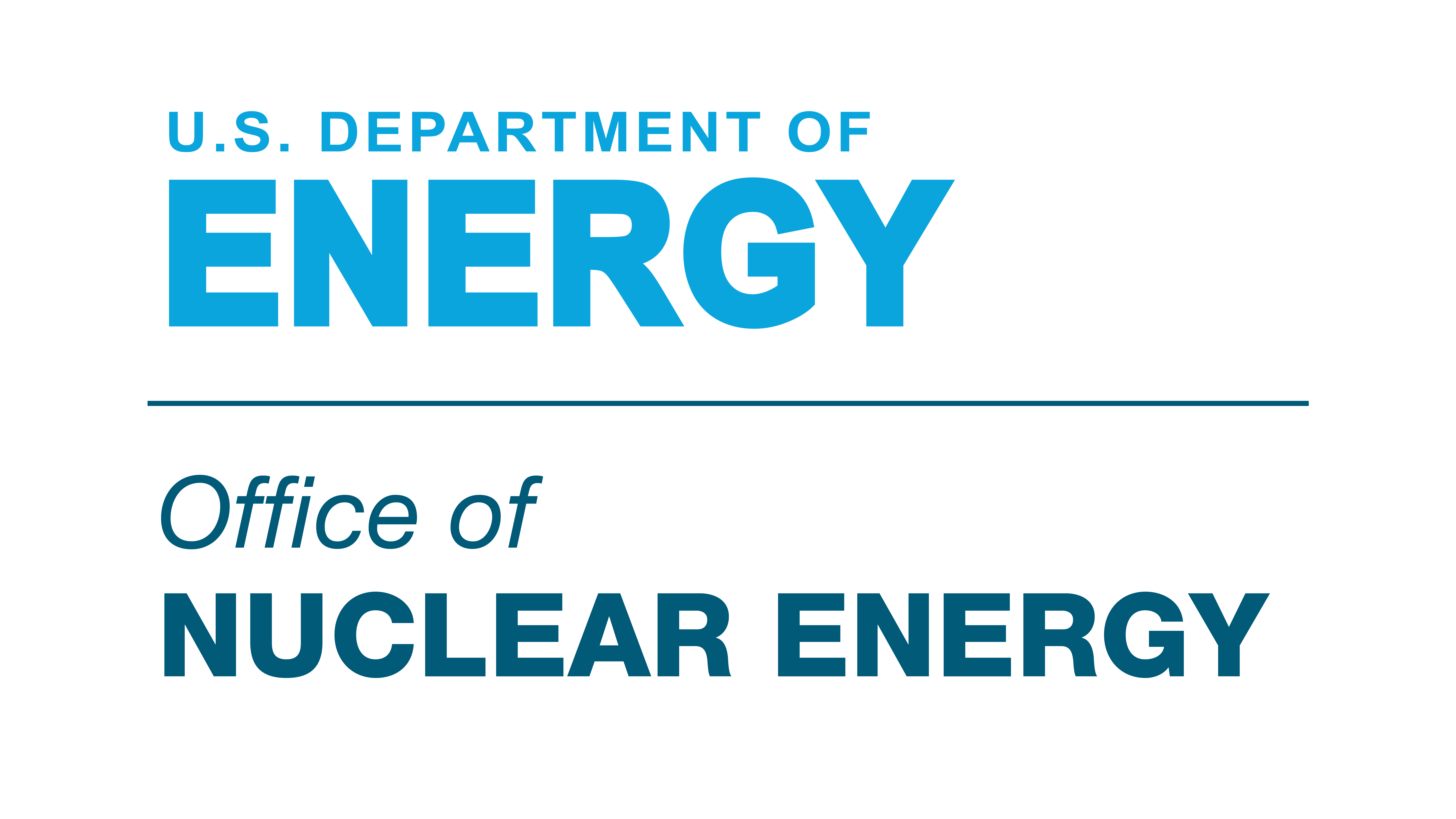 U.S. Department of Energy Office of Nuclear Energy