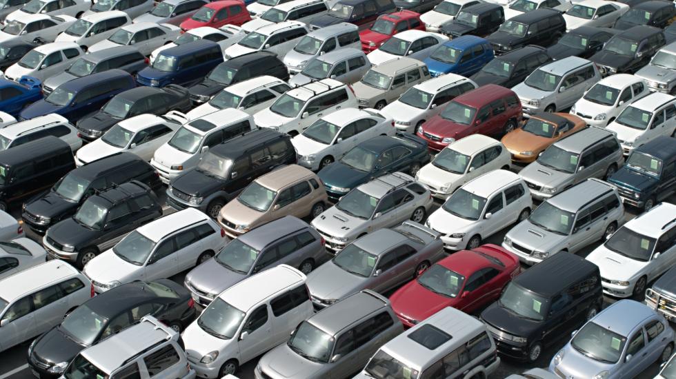 Car Auction Salvage