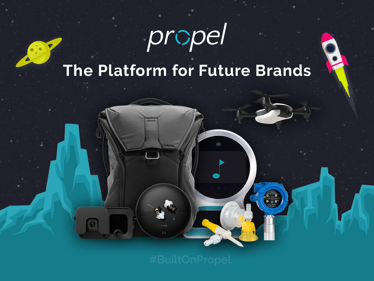 """More than ever we want to promote and encourage innovation in brands and companies that will change the world, or as we call them """"future brands""""."""