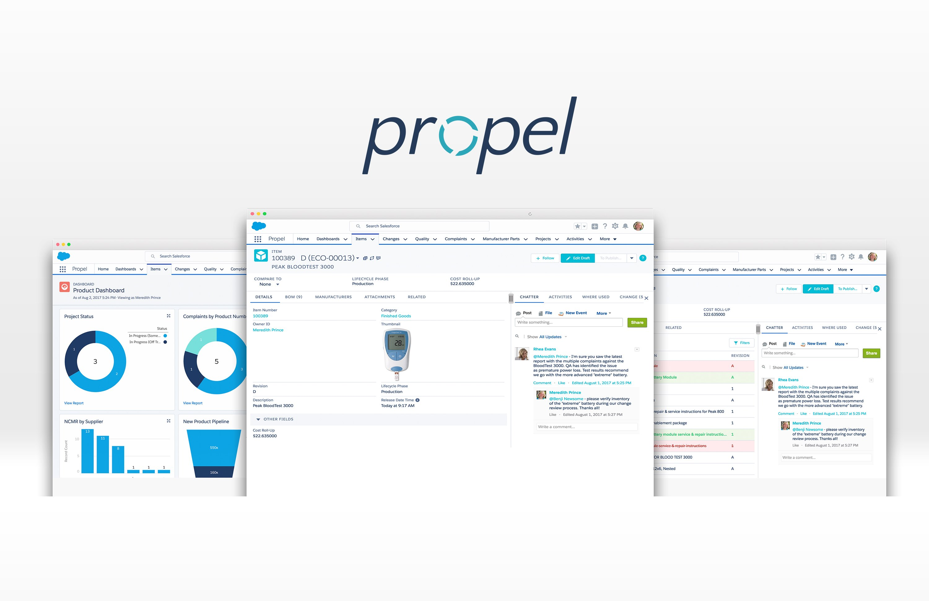 Cloud-based QMS from Propel