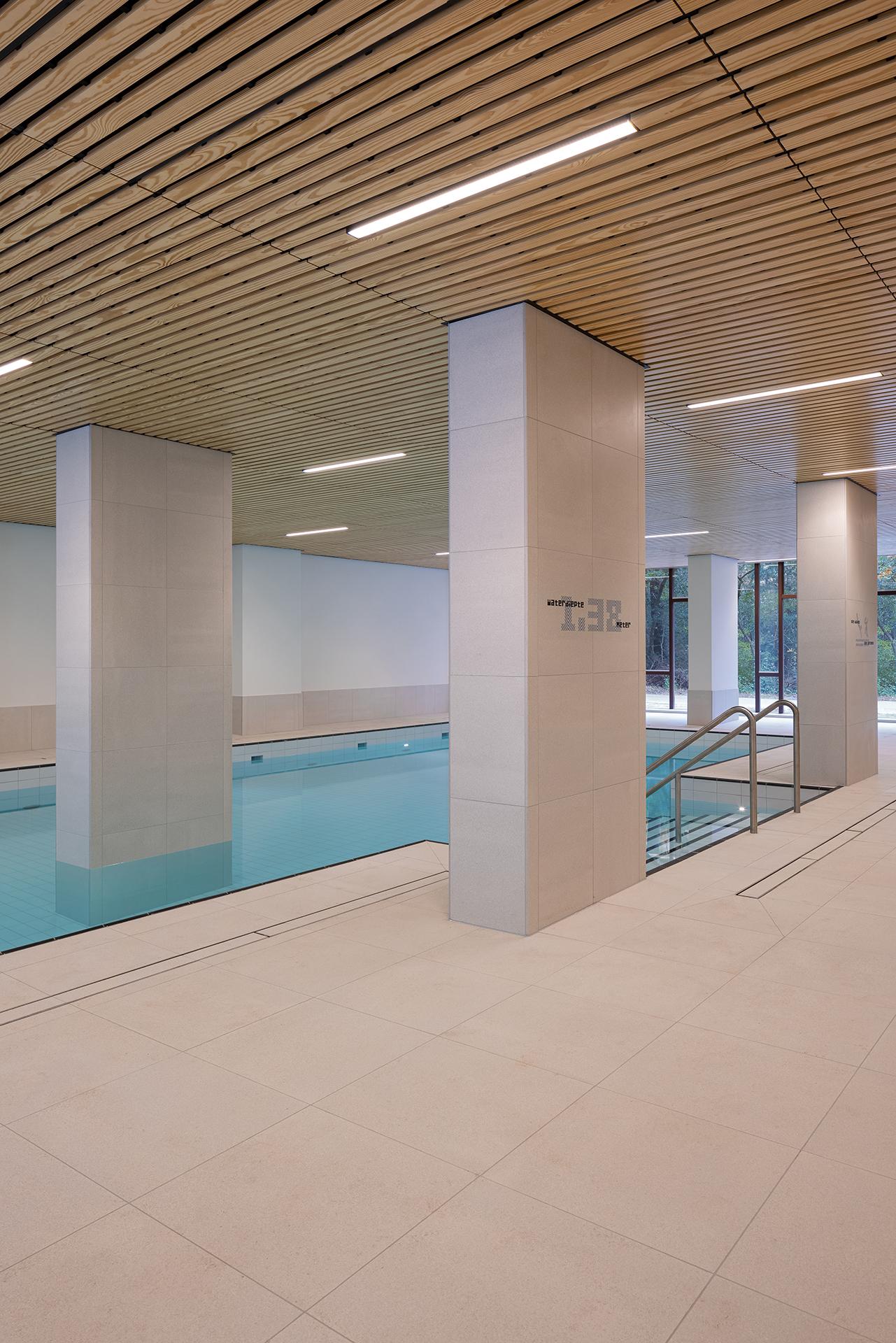 ontwerp zwembad kerckebosch architect