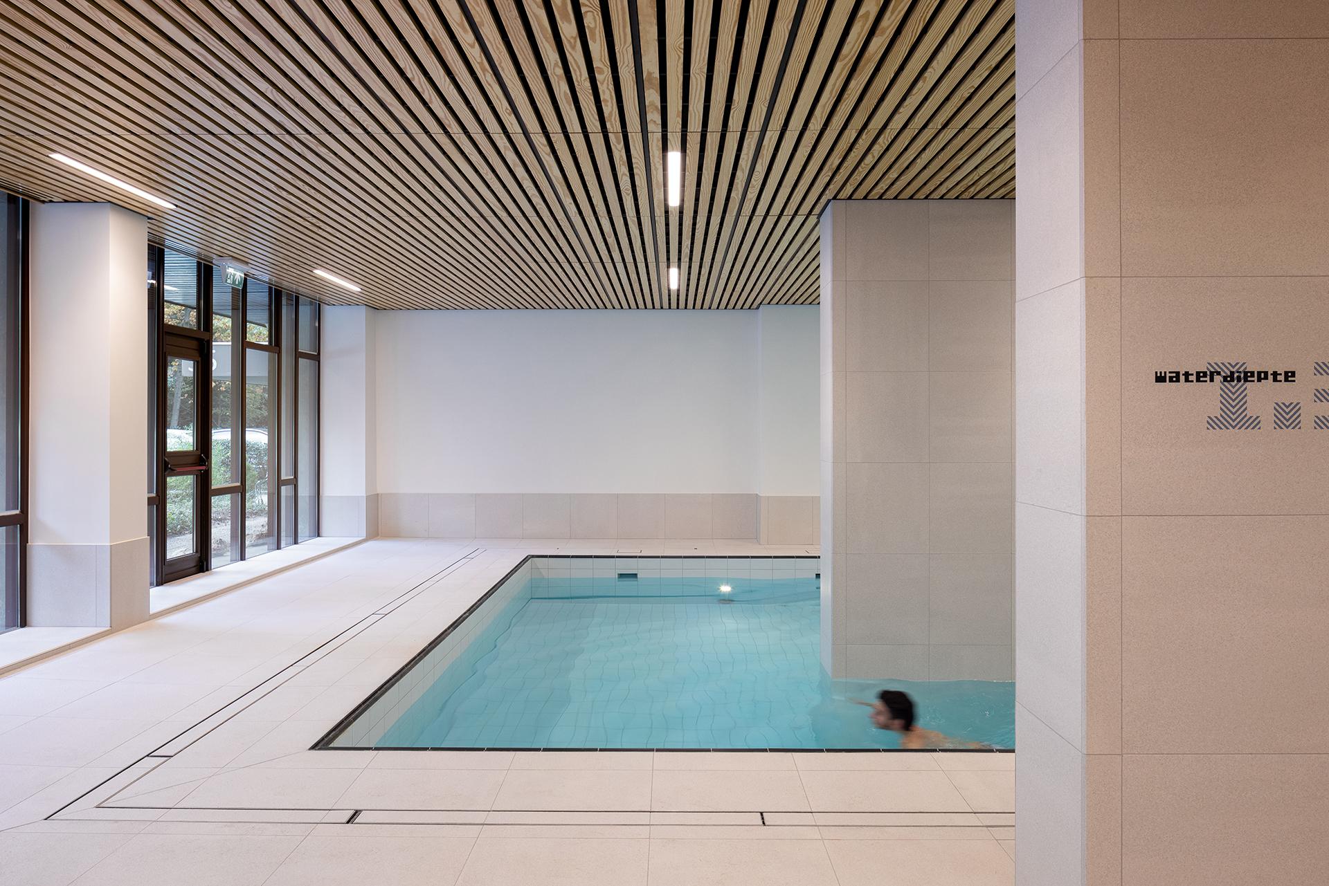 renovatie zwembad kerckebosch architect