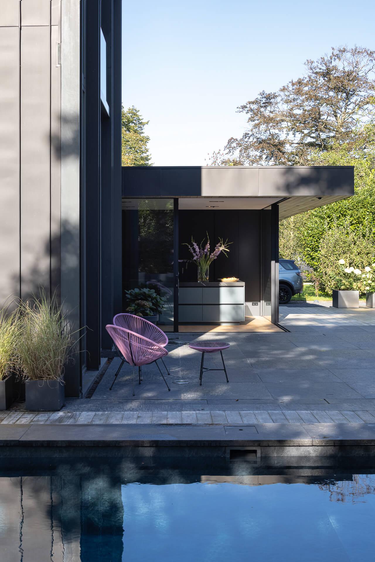 pool architecture villa design