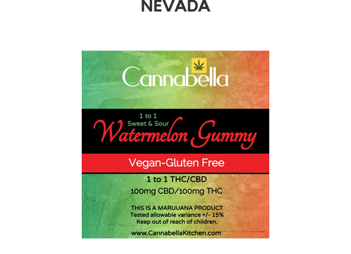 Nevada top Covid-19 cannabis products