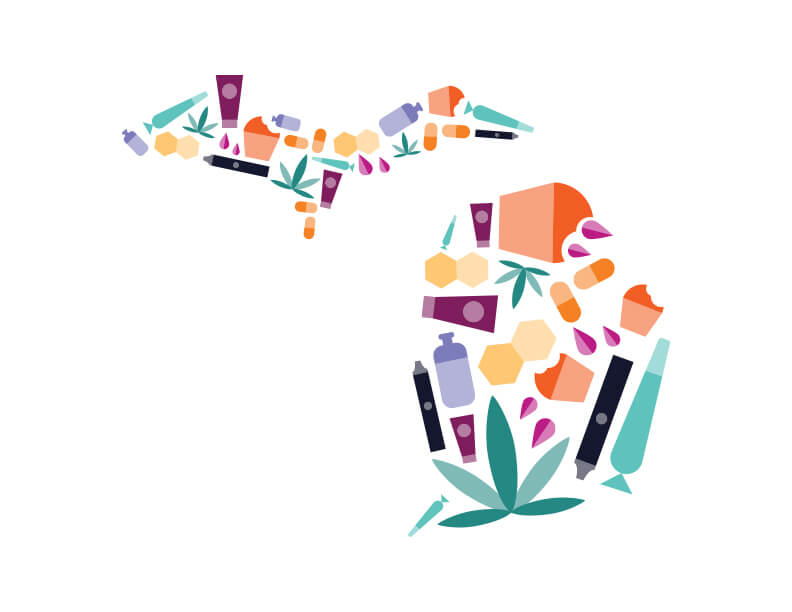 The Michigan cannabis market : A high-level overview