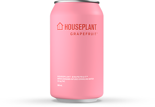 Top cannabis beverages in Canada: Houseplant