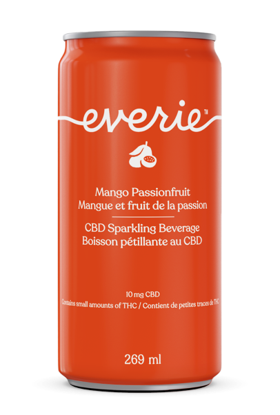 Top cannabis beverages in Canada: Everie