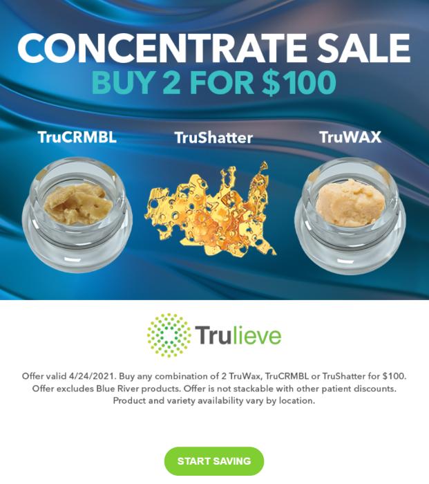 Successful cannabis marketing campaigns: Concentrates campaign