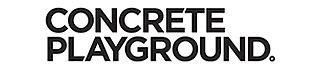 logo concrete playground fitness playground