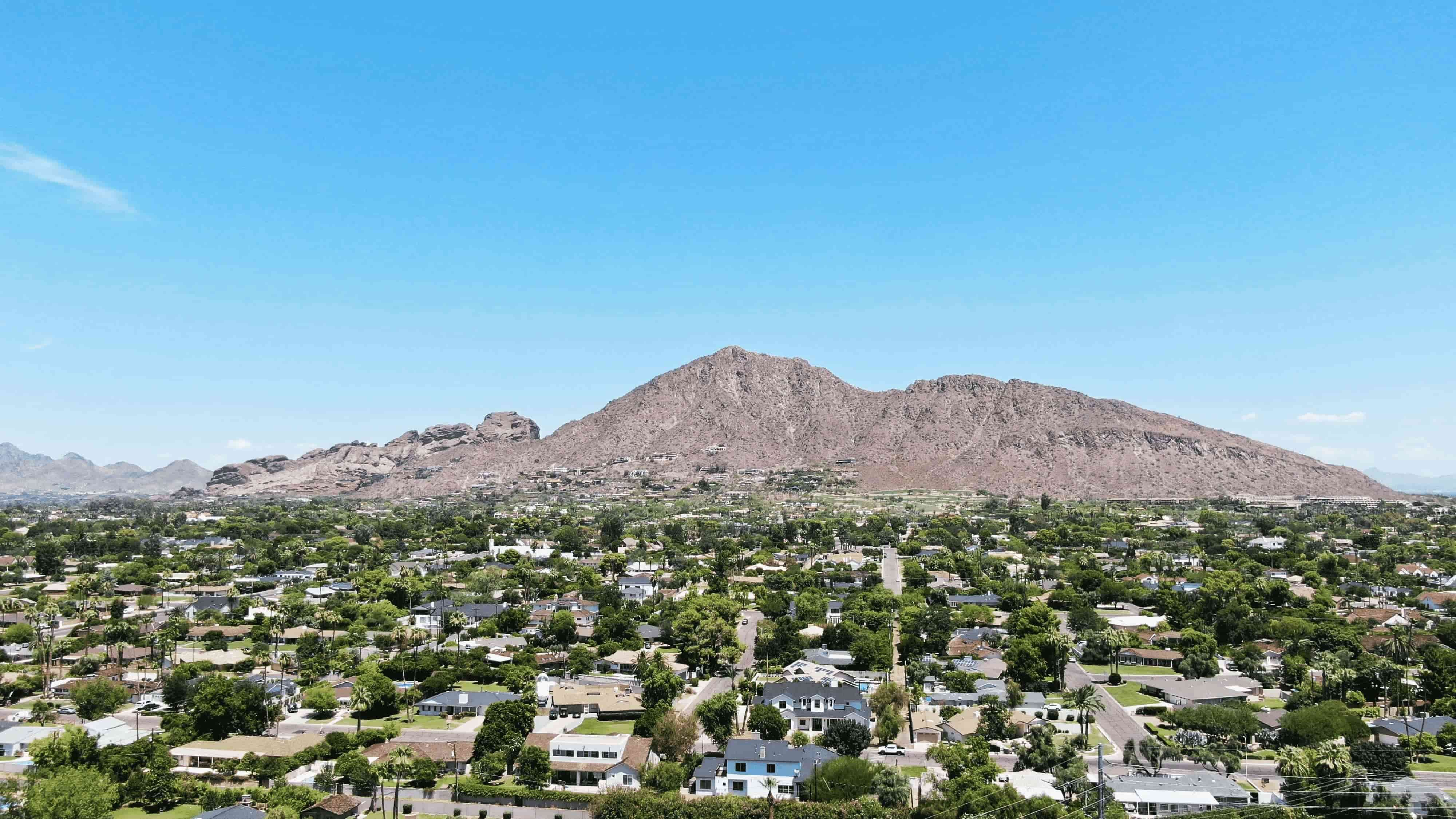 Residential real estate properties in Phoenix, AZ, great for investing!