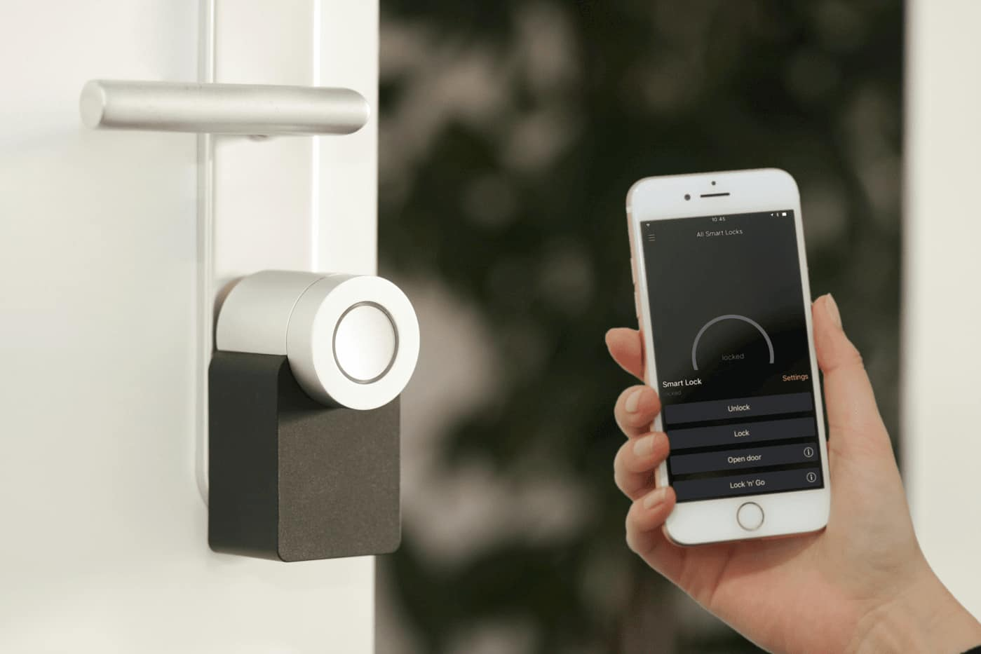 Benefits of using smart locks at investment property