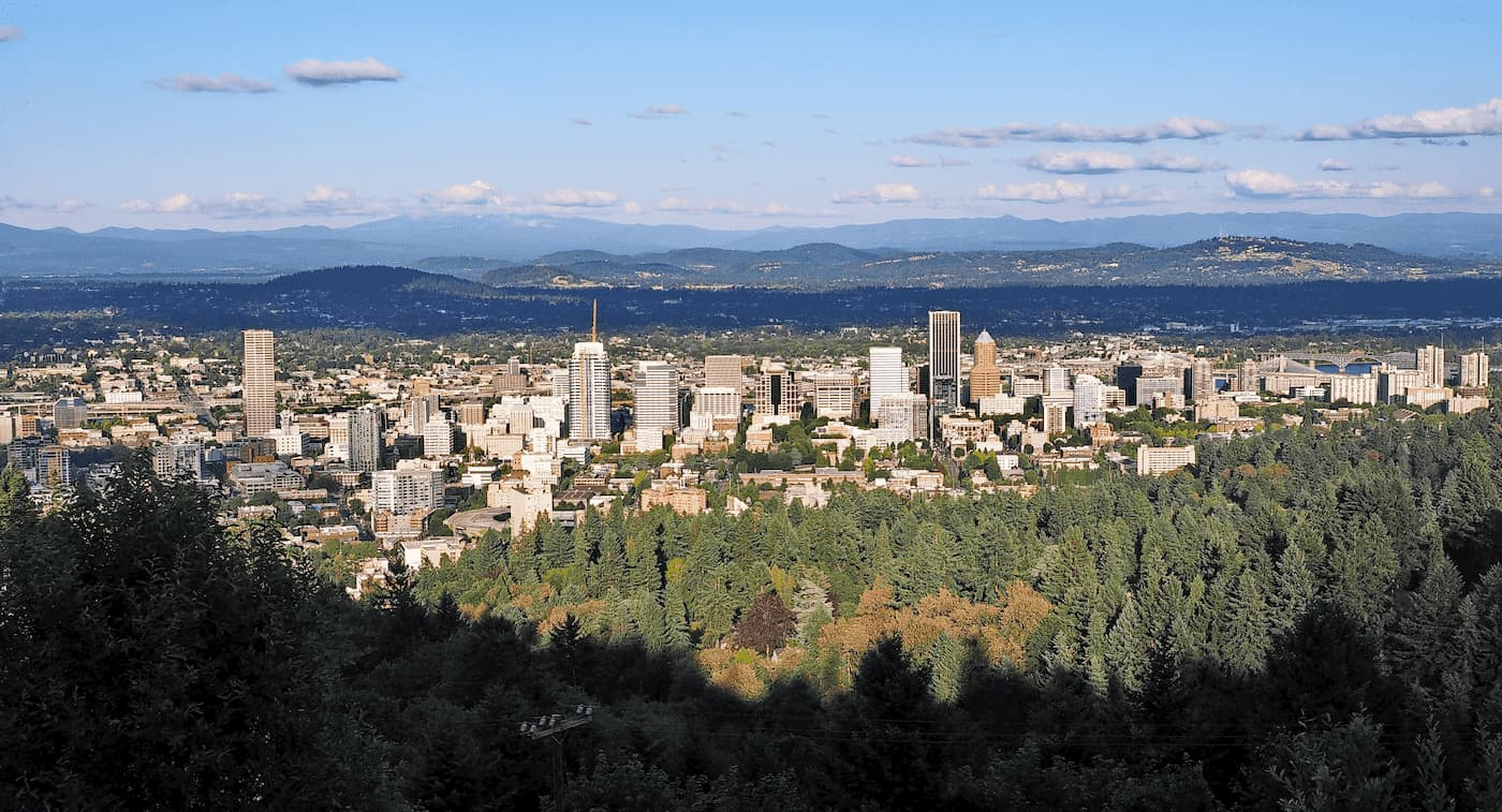 Portland, OR Rental properties in the city