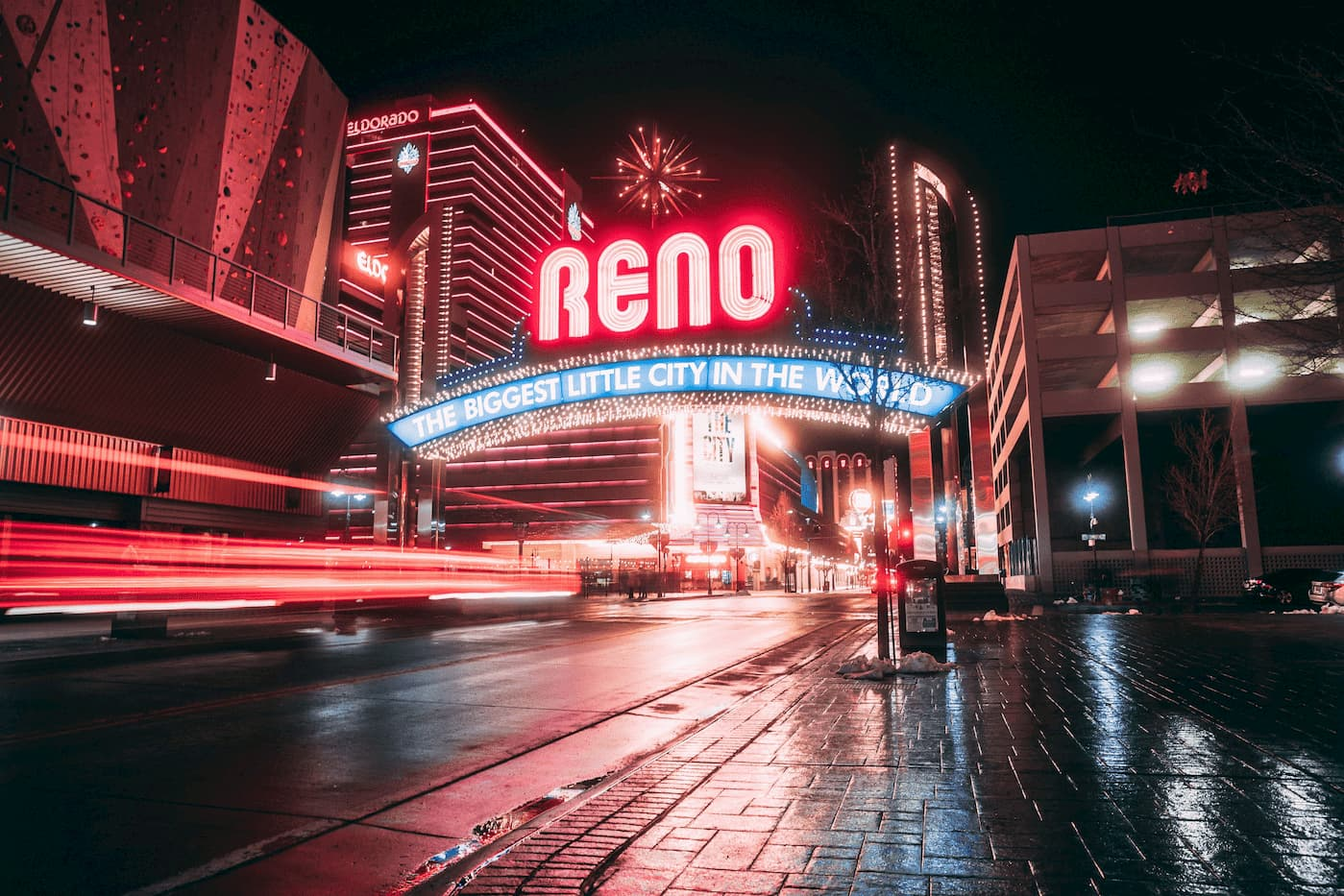 Reno, NV great for real estate investing