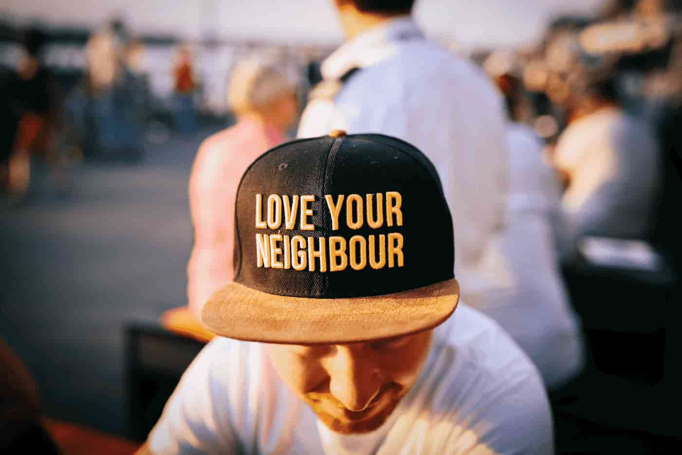 Keep a peaceful environment between neighbors