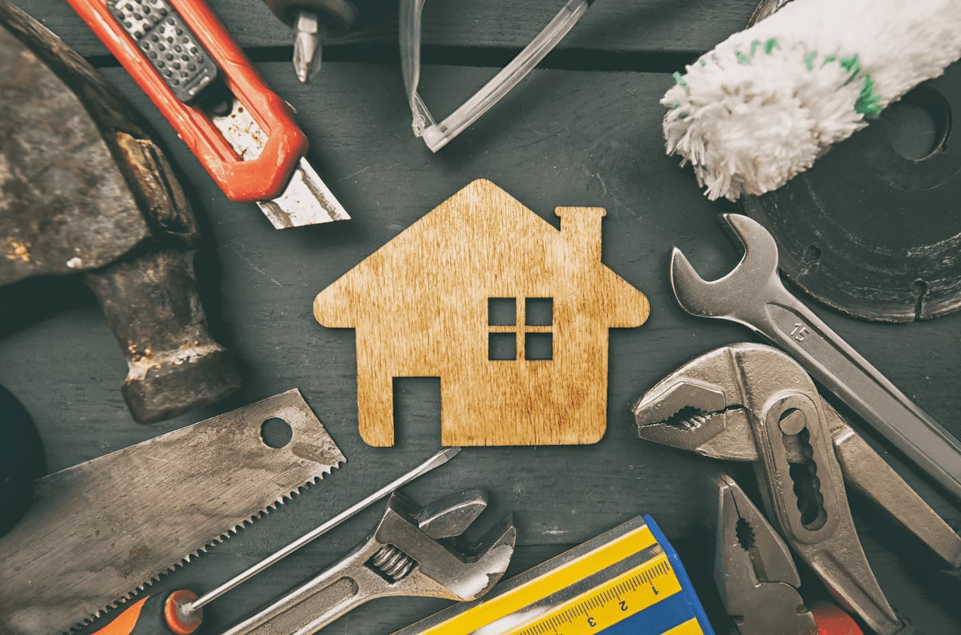 Home repair to prevent breaks at rental property