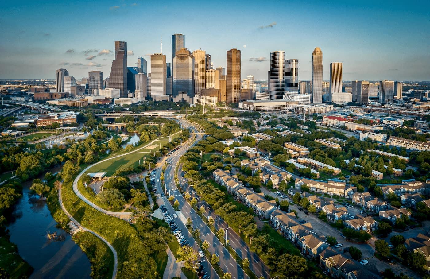Houston property management company