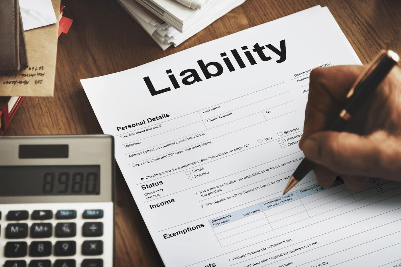 Liabilities at rental property may surprise you