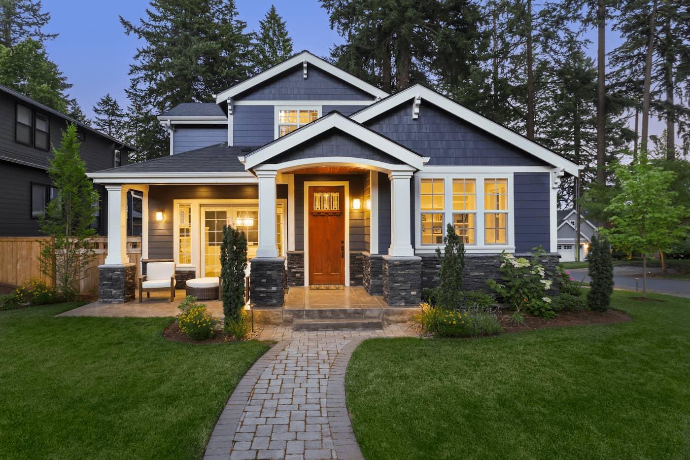 Professional landscape for maximum NOI rental property