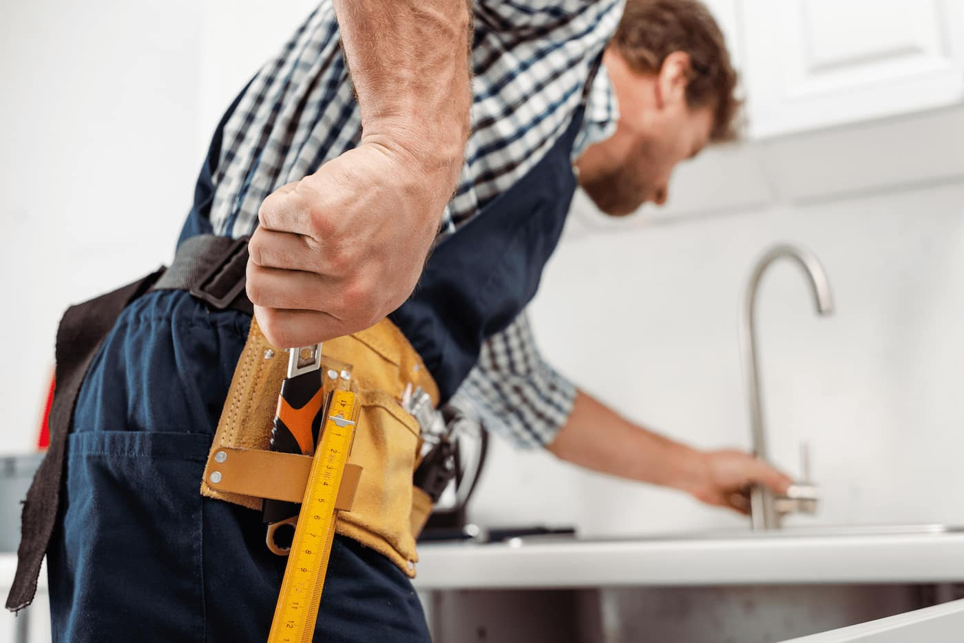 Perform maintenance when prearing your property for leasing