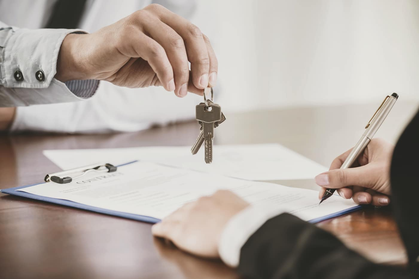 Lease expiring at your rental property- can tenants stay?
