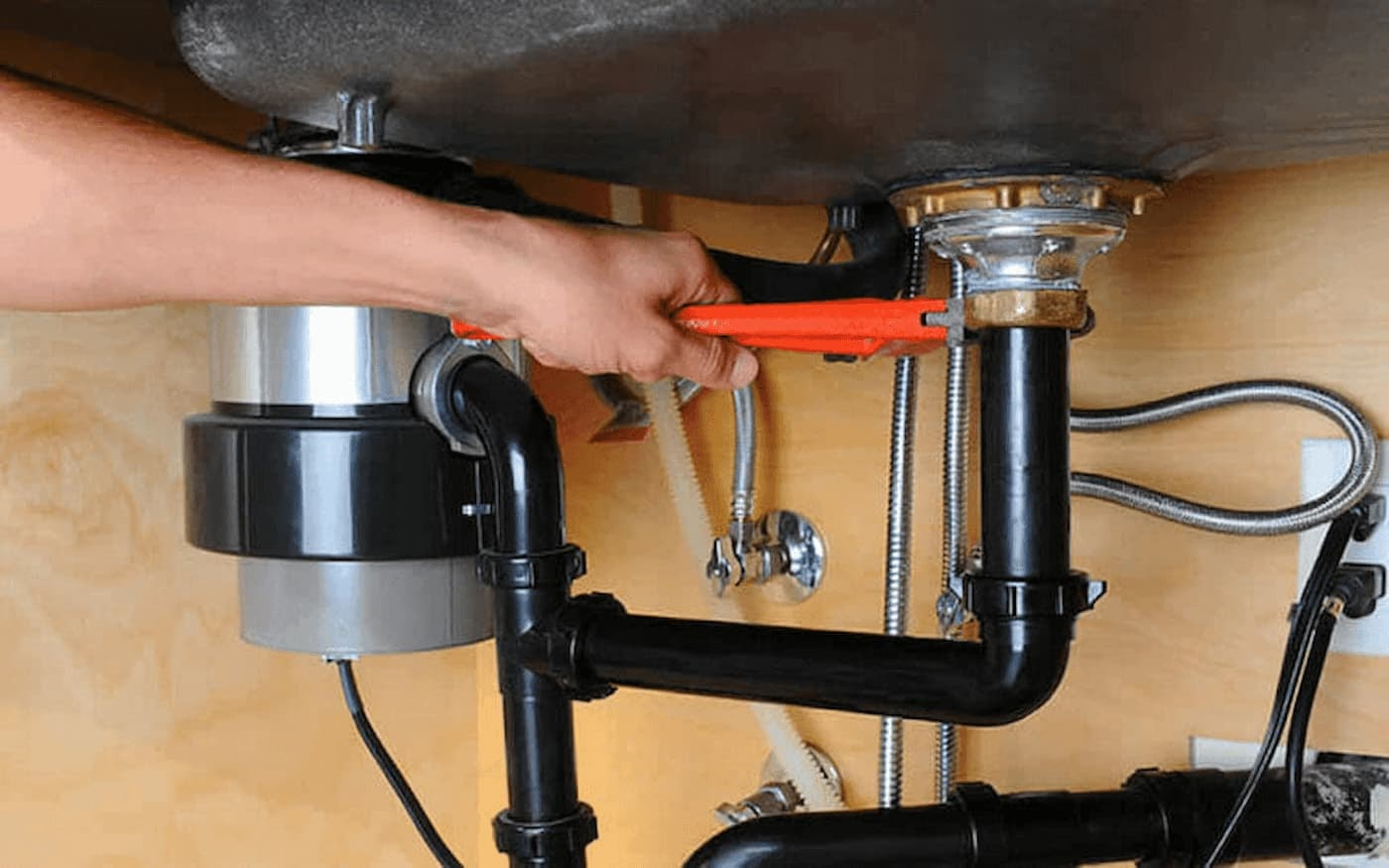 Simple Fixes for the Garbage Disposal
