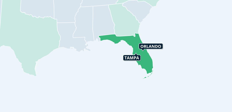 Florida Mynd Management locations
