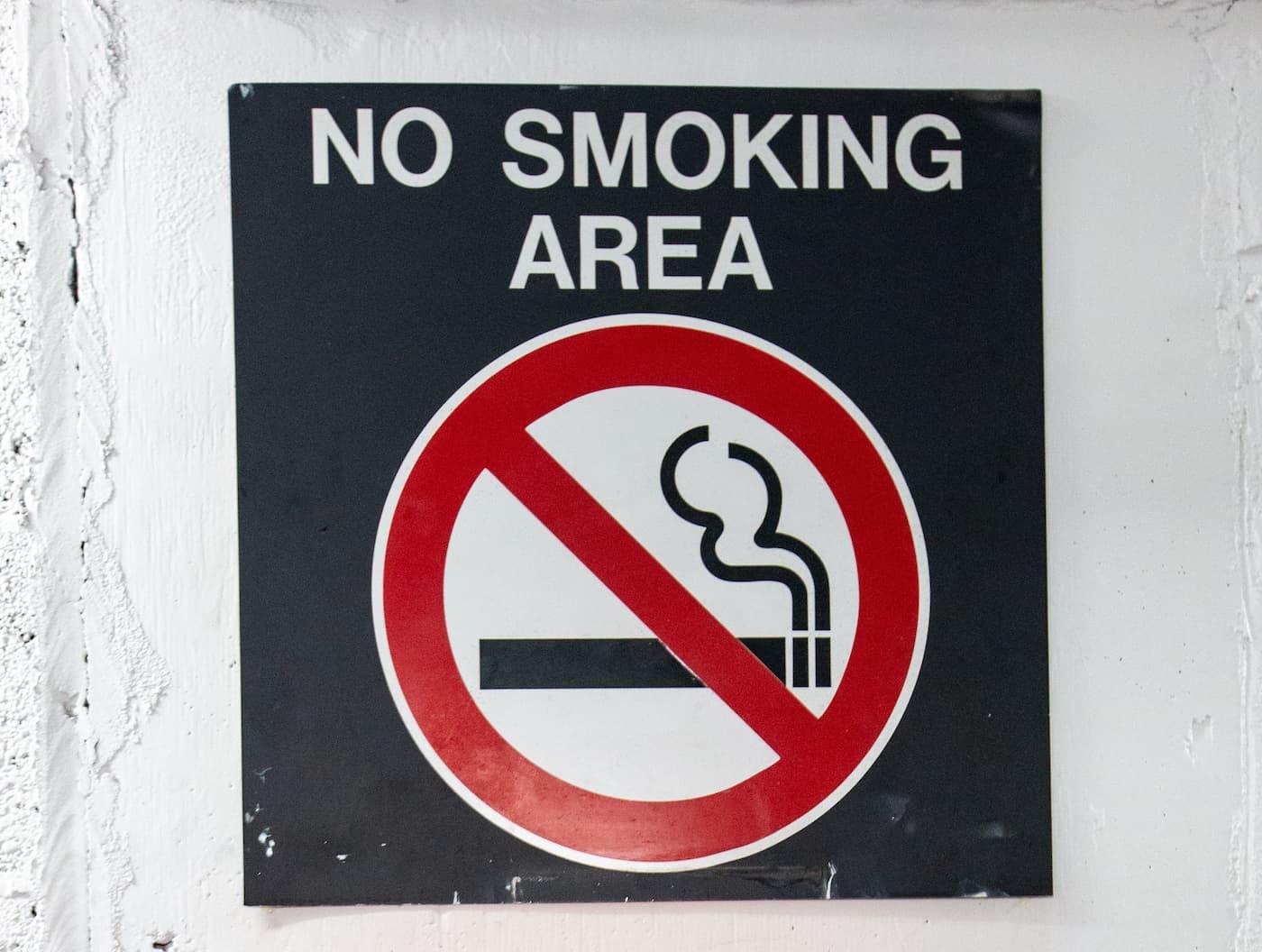 can you van vaping or marijuana smoking in a rental property