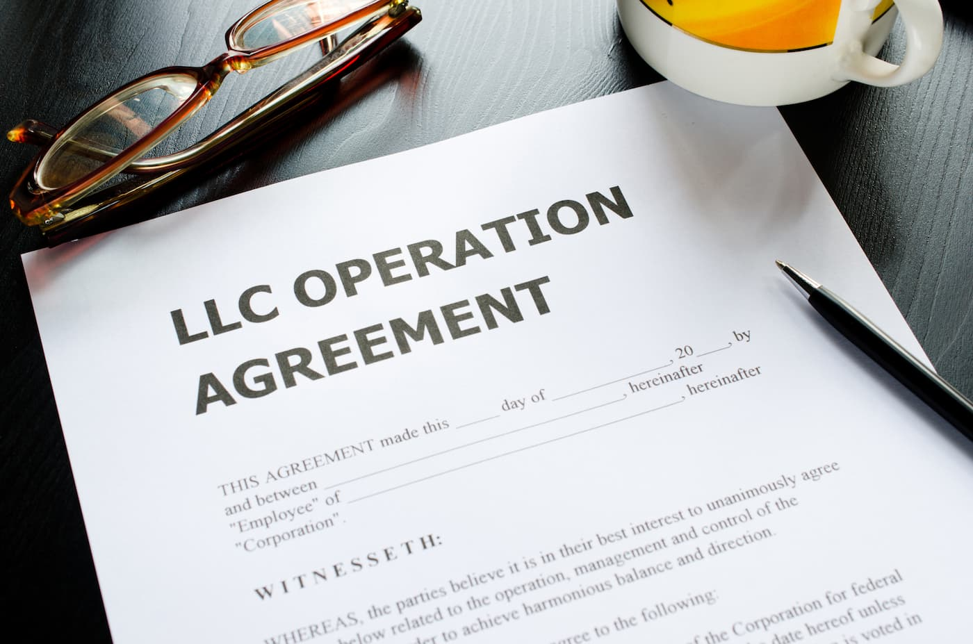 Frming an LLC for your rental properties