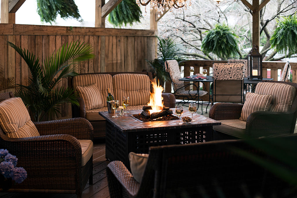 add value to your rental property with outdoor spaces