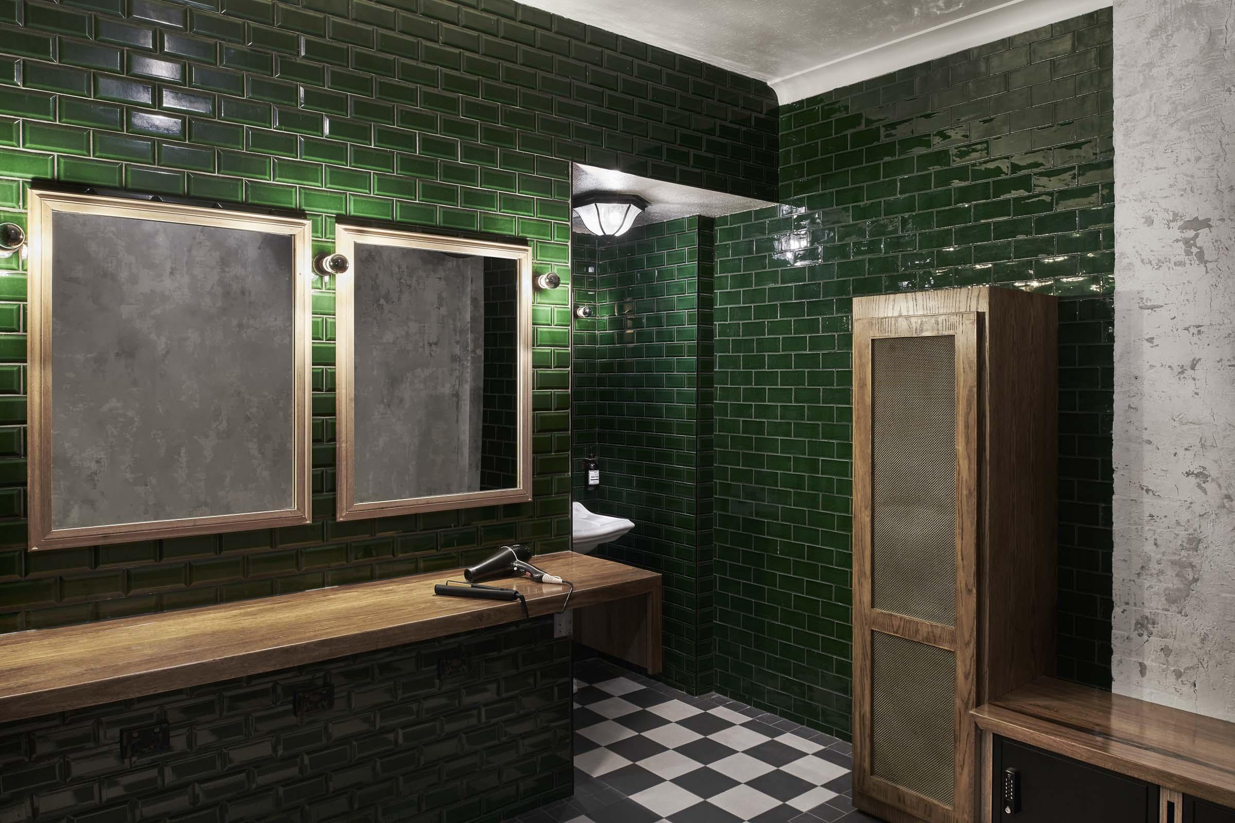 boutique gym bathroom sydney gyms gallery