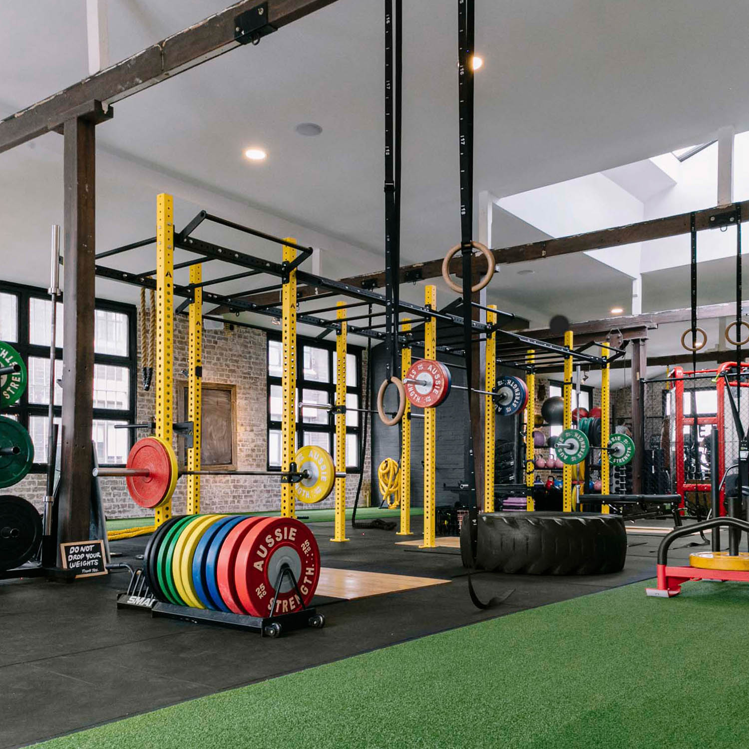 functional playground surry hills gym gallery