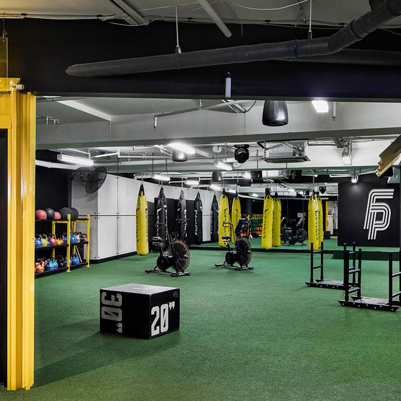group fitness studio newtown inner west gym gallery