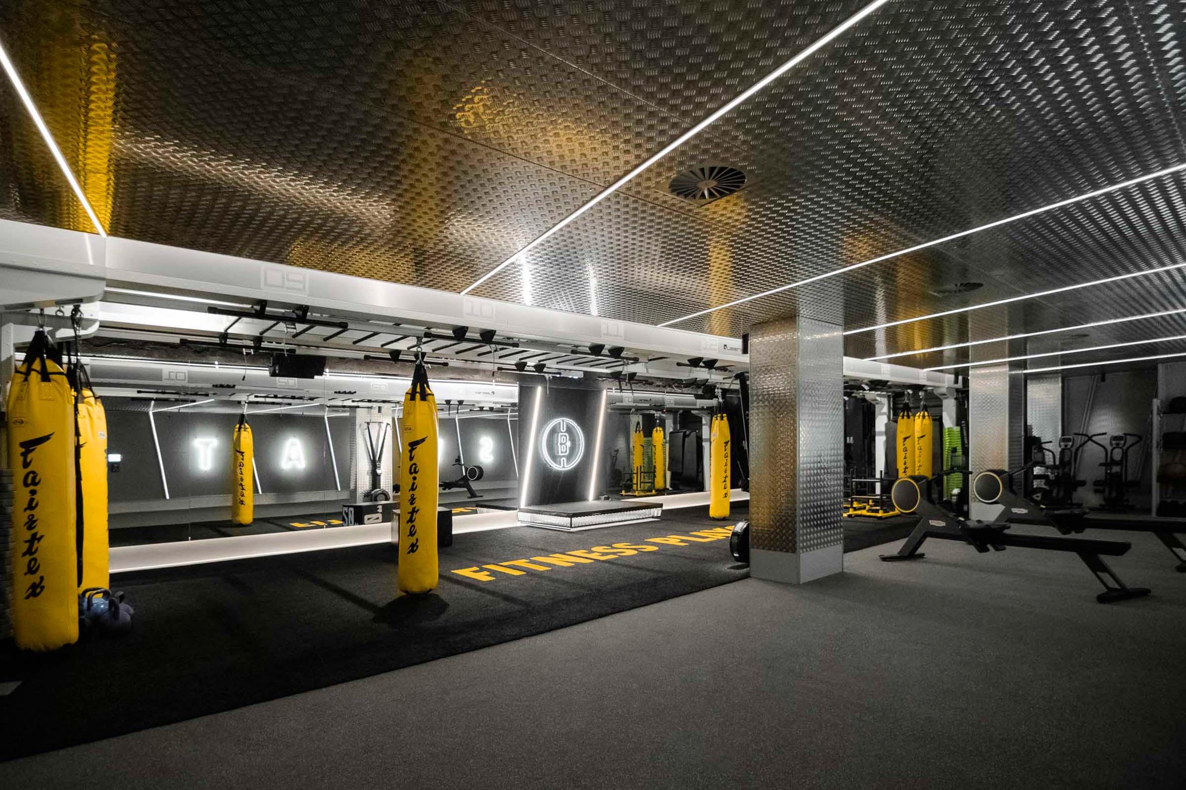 battleground group fitness studio marrickville gallery