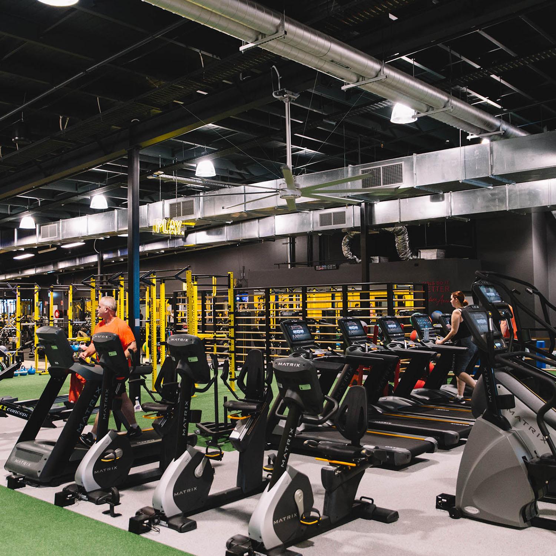 open training space cardio gateway gym gallery