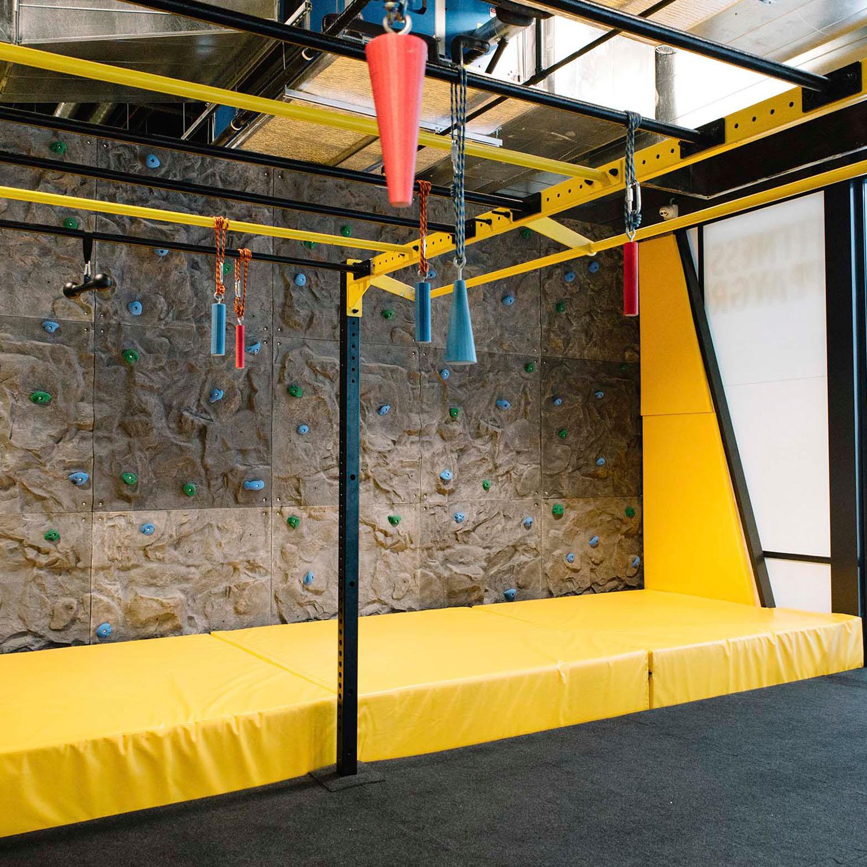 climb area gateway gym fitness playground gallery