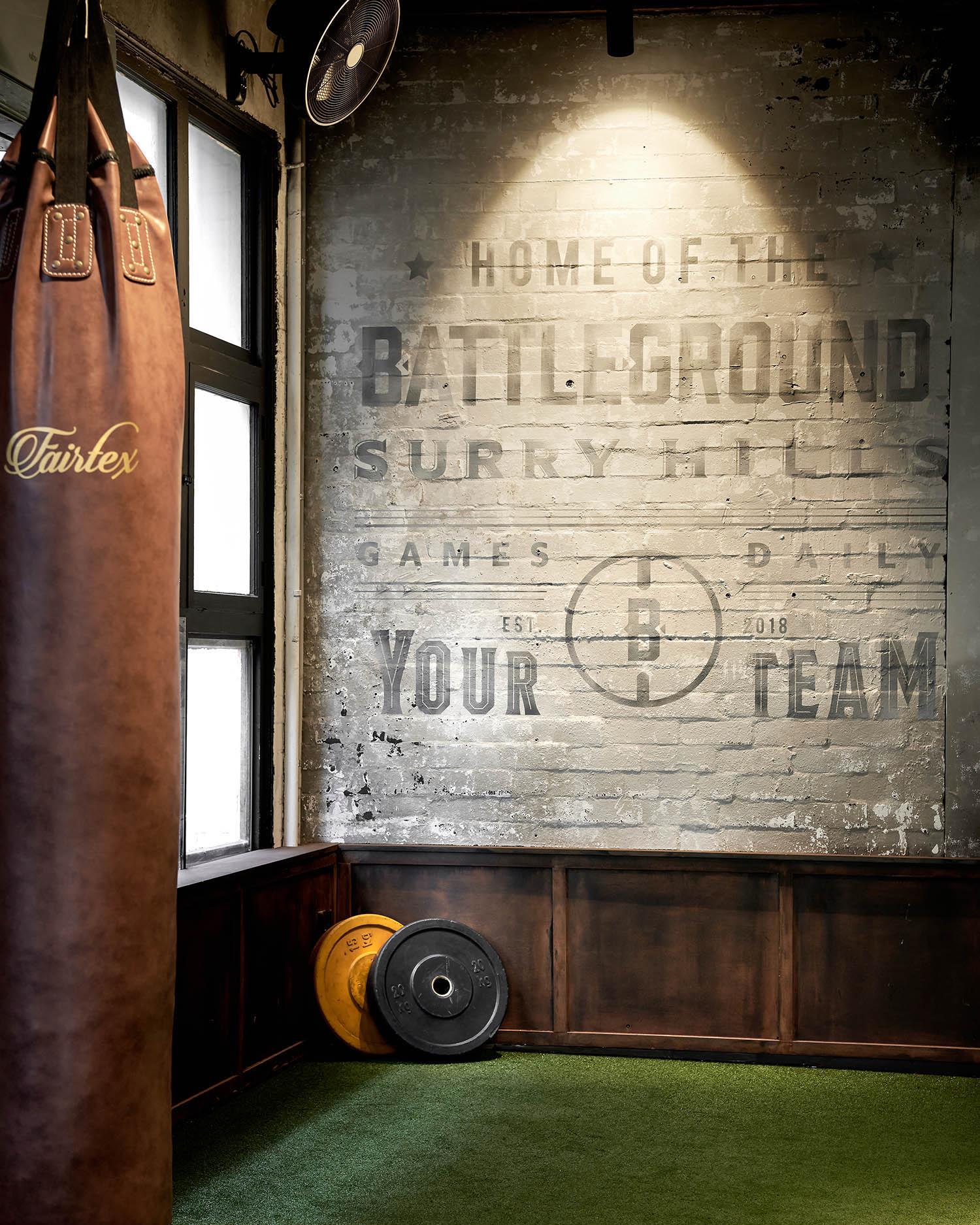 group fitness studio sydney gym gallery