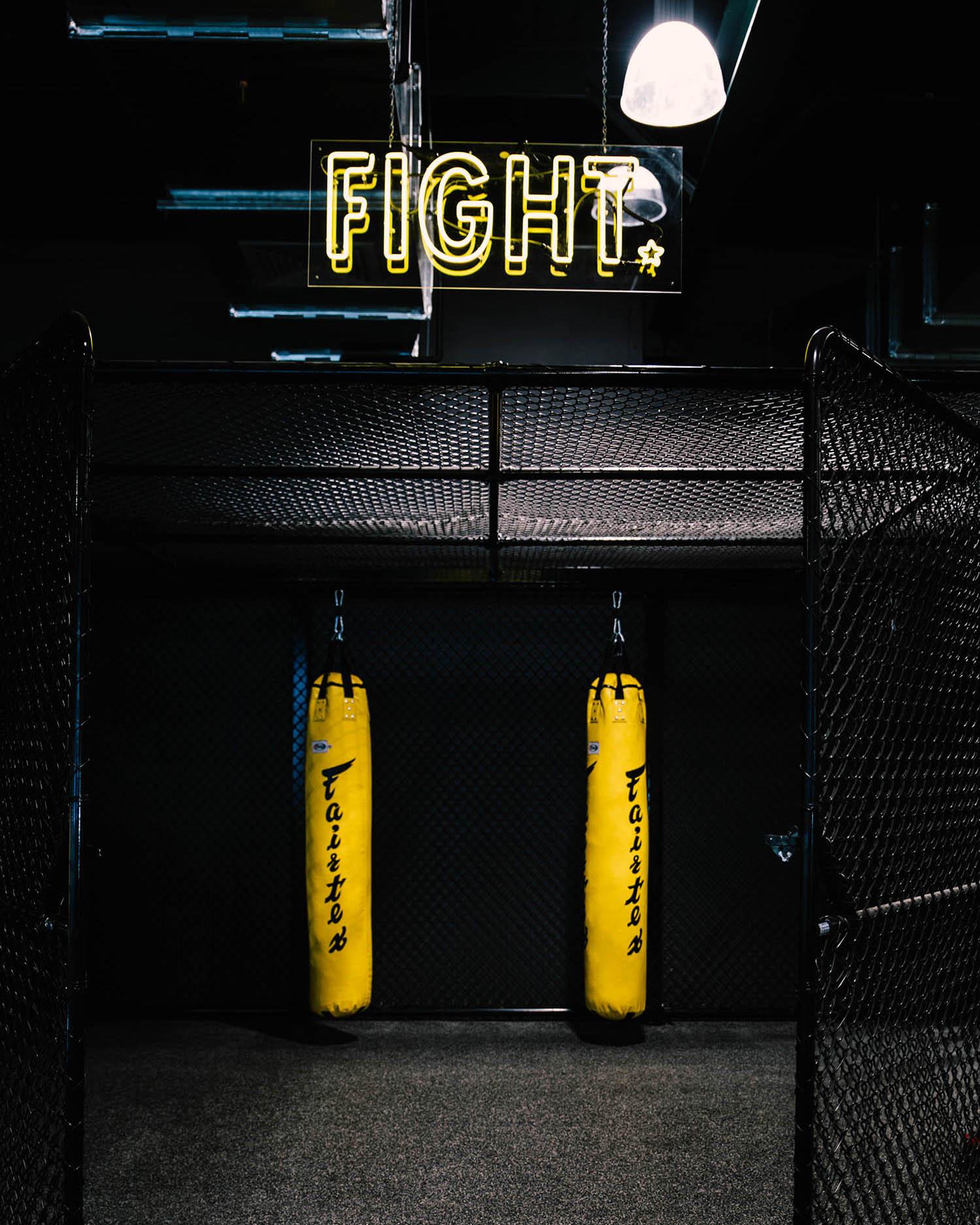 fight boxing ring gateway darwin gym gallery