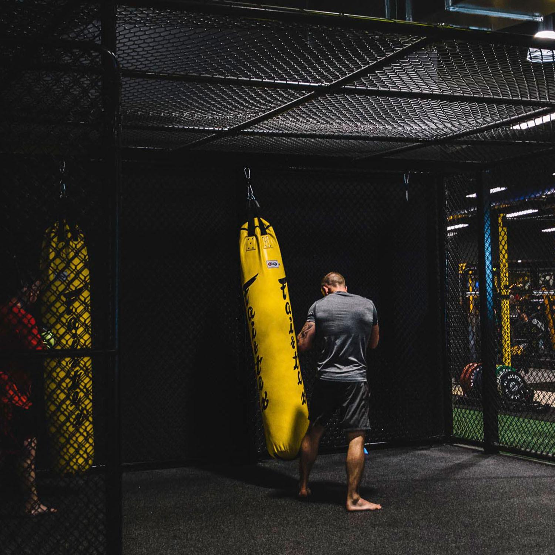 fight cage palmerston gateway gym gallery