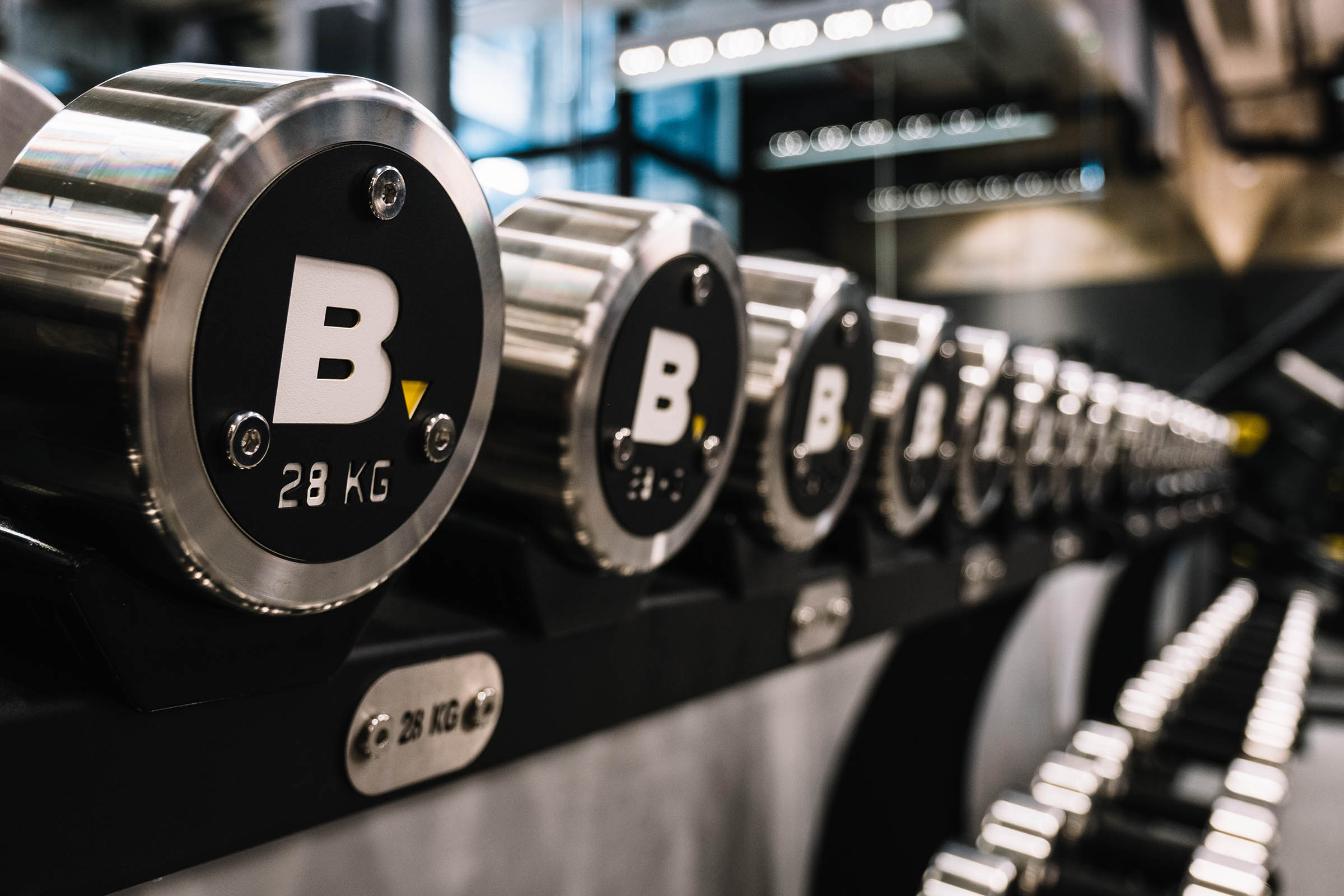 the bunker gym surry hills gallery