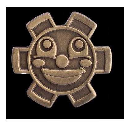 smiley-gear-die-struck-lapel-pin