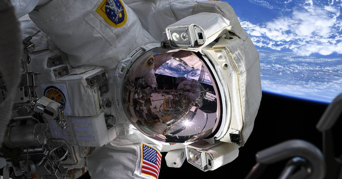 BREAKING: Astronaut Calls Pin Company