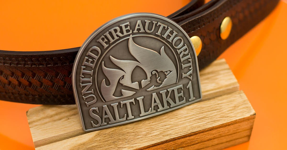 Custom Belt Buckles: A Creative Way To Showcase A Product, Company or Event