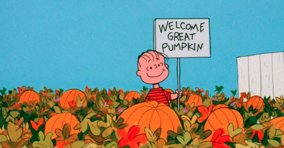 Celebrate 50 Years of 'It's The Great Pumpkin, Charlie Brown' with Halloween Pins
