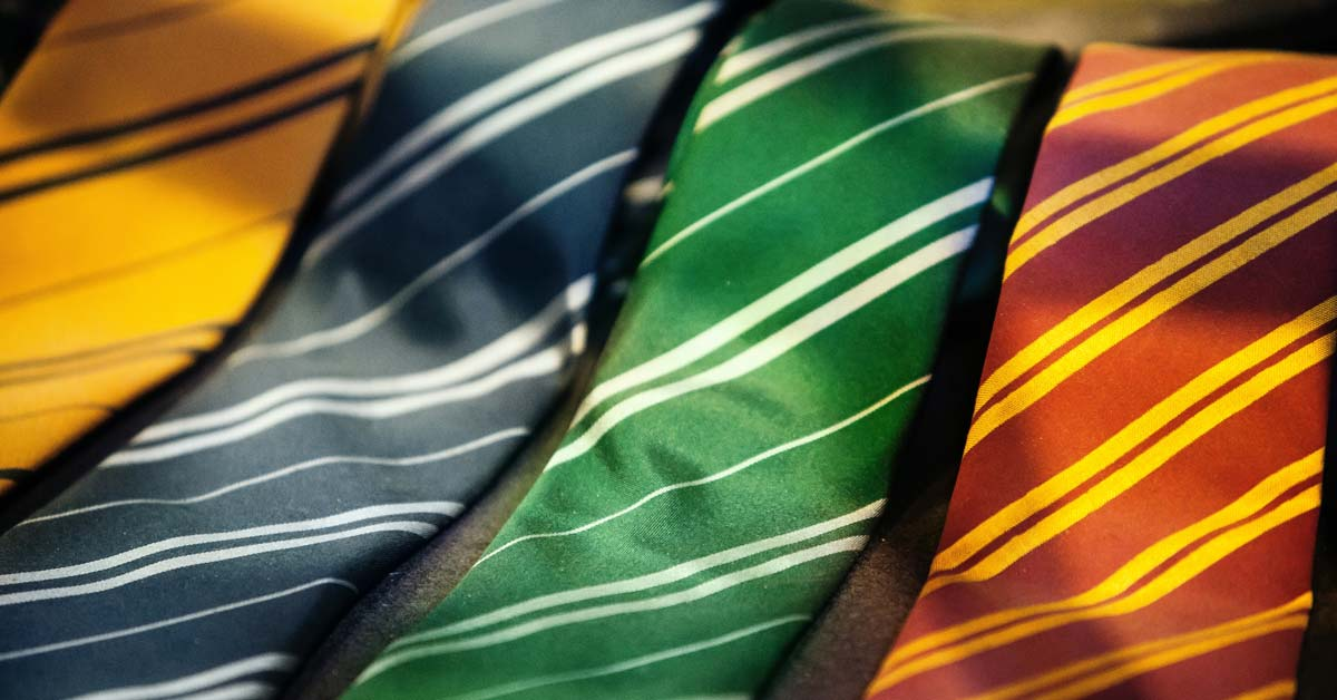 Should an Enamel Pin Match Your Tie?
