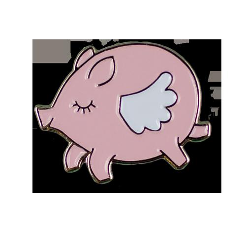 Flying Pig Pin